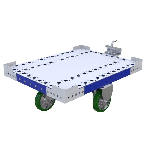 Cart for Flowrack – 770 x 980 mm
