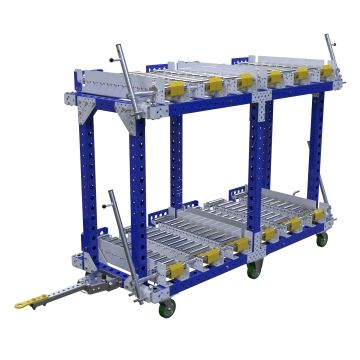 Roller Tugger Cart – 840 x 1890 mm