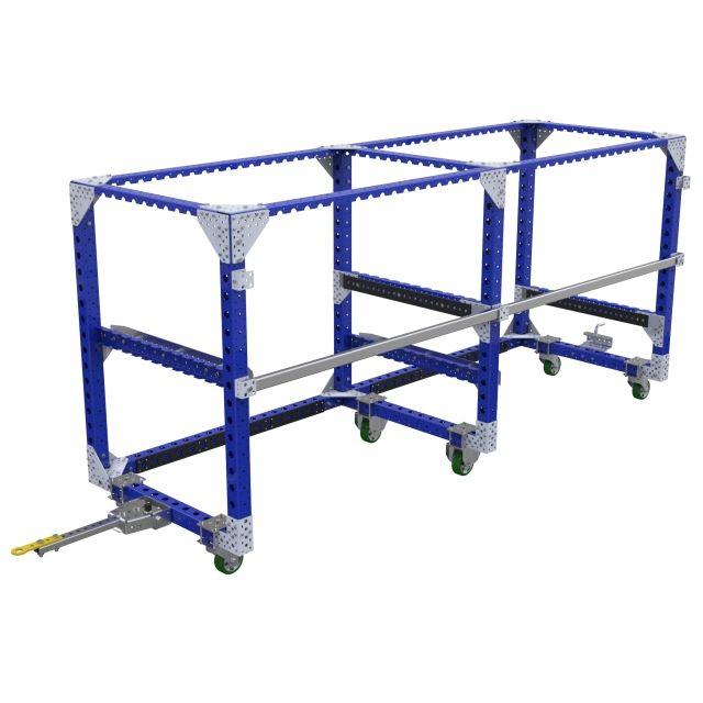 Mother Tugger Cart – 3150 x 1050 mm