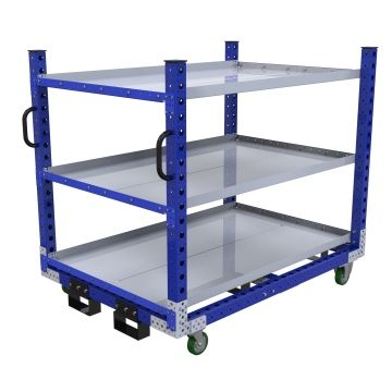 Flat Shelf Cart – 1680 x 1190 mm