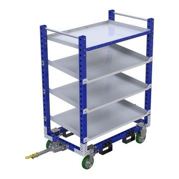 Flow Shelf Cart – 840 x 1400 mm