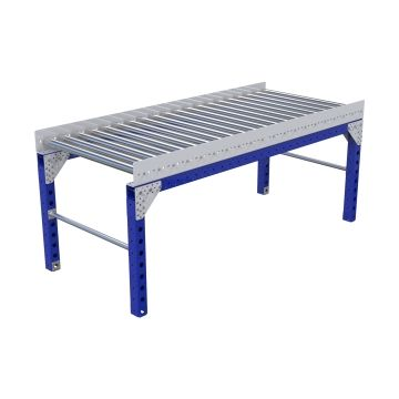 Steel Roller Stand - 910 x 2100 mm