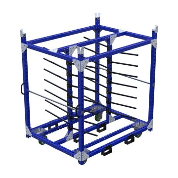 Rack for Hanging – 1540 x 1960 mm