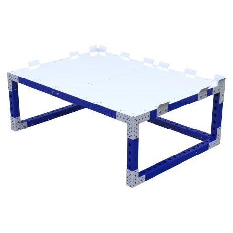 Rack for Pallets - 1260 x 1750 mm