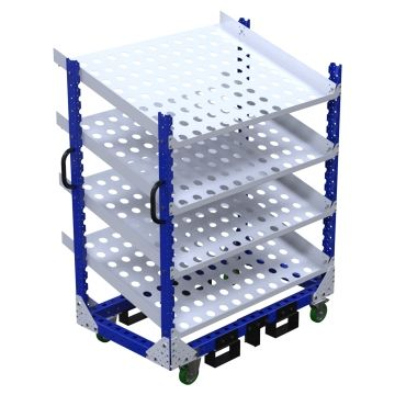 Flow Shelf Cart – 770 x 1330 mm
