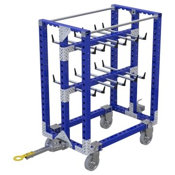 Cable Transport Cart -980 x 1890 mm