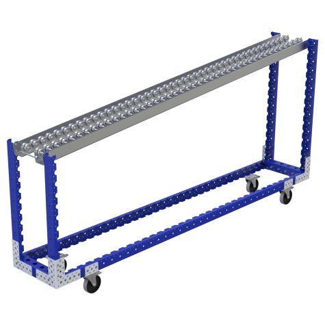 Flow Rack - 420 x 2590 mm