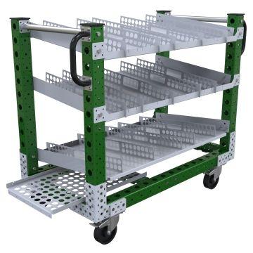 Flow Shelf Cart – 1190 x 630 mm
