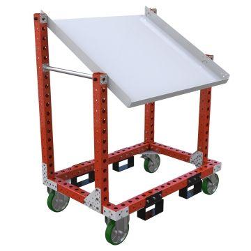 Flow Shelf Cart – 1260 x 840 mm