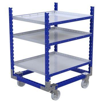 Flat Shelf Cart – 1260 x 1050 mm