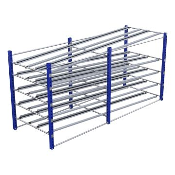 Flow Rack – 1400 x 3990 mm