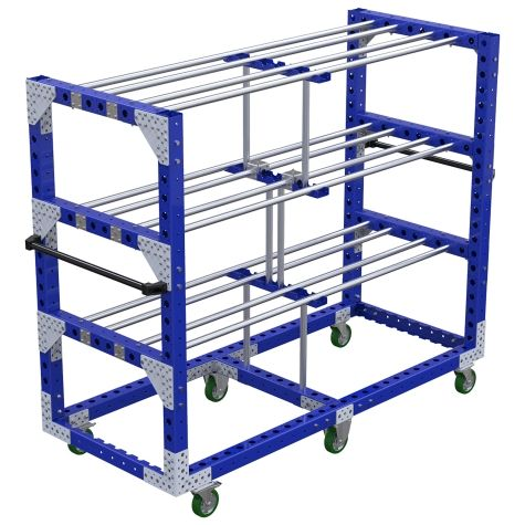 Cart for hanging - 1960 x 840 mm