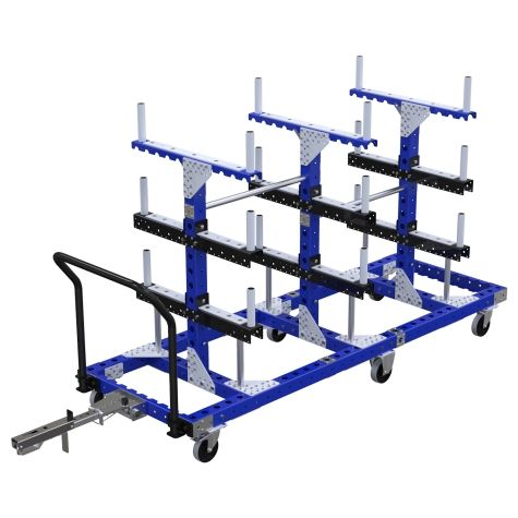 Hanging Cart - 2240 x 770 mm
