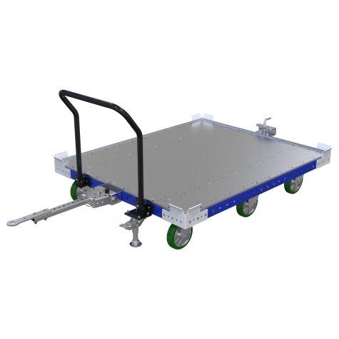 Flat Deck Cart - 1330 x 1610 mm