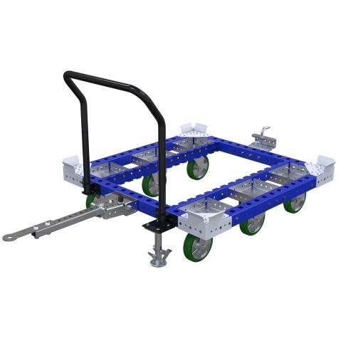 Tugger cart – 1190 x 1190 mm