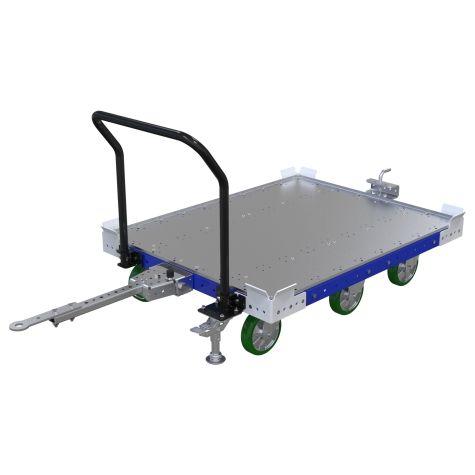 Flat Deck Cart - 1330 x 1050 mm