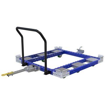 Low Rider Tugger Cart - 1260 x 1260 mm