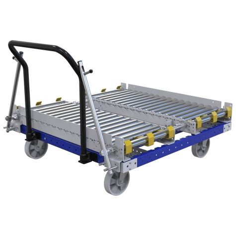 Conveyor Tugger Cart - 1260 x 1260 mm