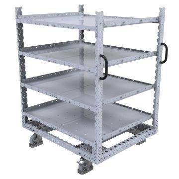 Shelf Trolley for I-Frame – 1295 x 1050 mm