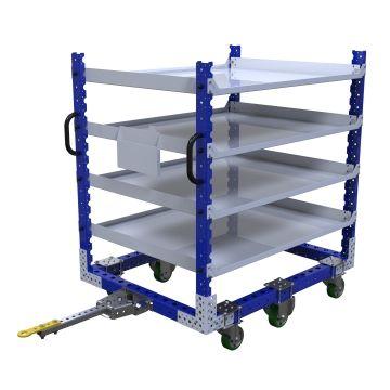 Shelf Tugger Cart – 1260 x 980 mm