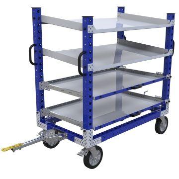 Shelf Tugger Cart – 1470 x 840 mm