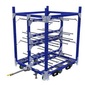 Hanger Cart – 1750 x 1610 mm