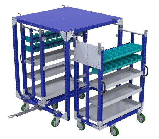 Mother cart 2 in 1 - 1680 x 1610 mm
