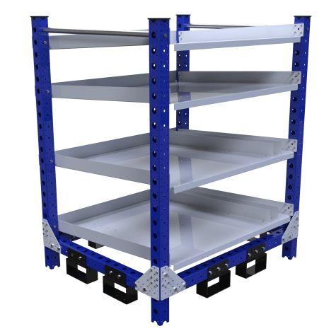 Shelf Rack – 1260 x 1050 mm
