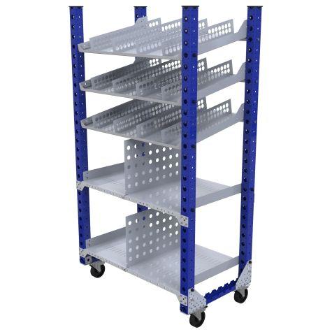 Shelf Cart – 700 x 1190 mm