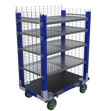 FlexShelf Cart – 1190 x 700 mm