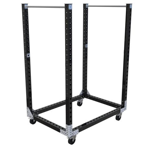 Flow Shelf Cart - 1470 x 1050 mm