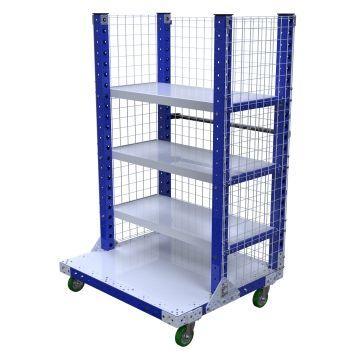 Flat Shelf Cart - 980 x 1120 mm