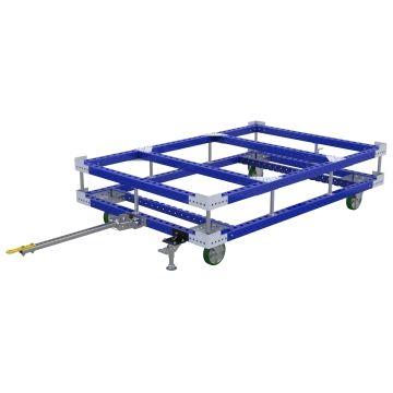 Carro remolcador de palés - 2310 x 1540 mm