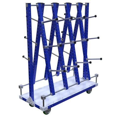Hanger Cart - 840 x 1890 mm