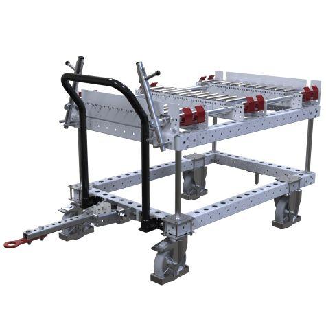 Roller Tugger Cart – 1260 x 840 mm
