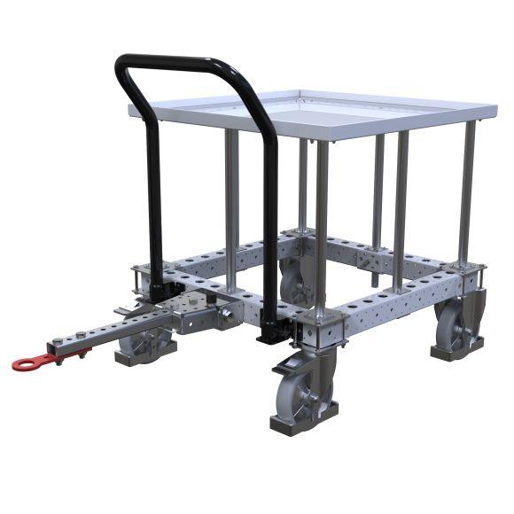 Carro remolcador - 820 x 785 mm