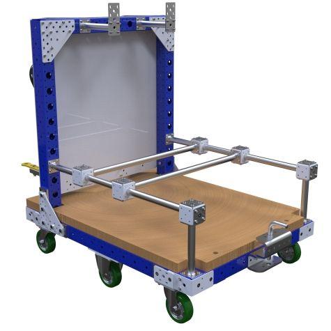 Pallet Tugger Cart – 700 x 1120 mm