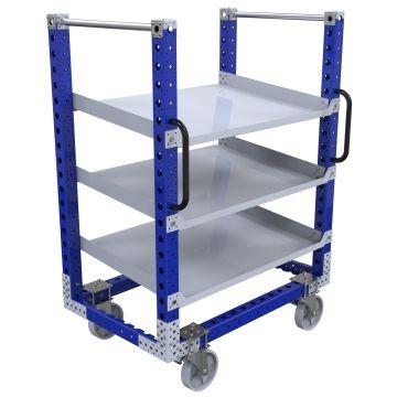 Flow Shelf Cart – 770 x 1190 mm