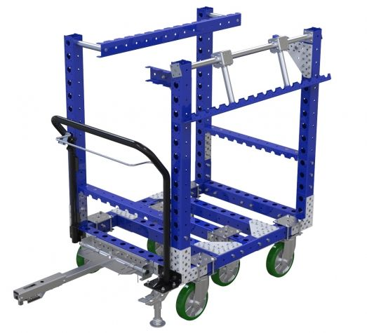 Flywheel Cart - 1050 x 840 mm