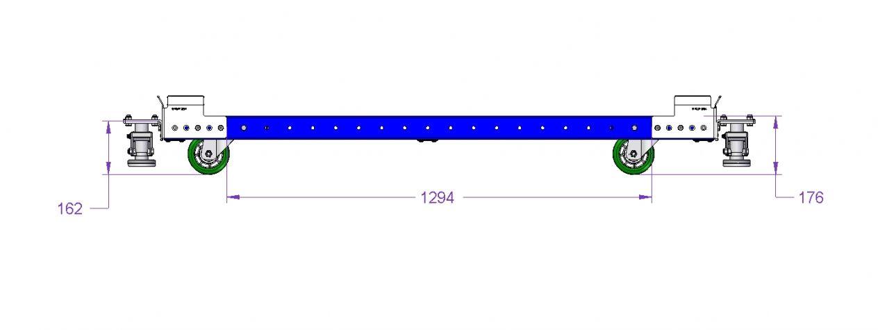 Pallet Cart - 1680 x 1260 mm