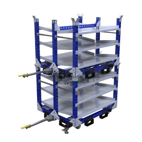 Flow Shelf Cart – 1190 x 2100 mm