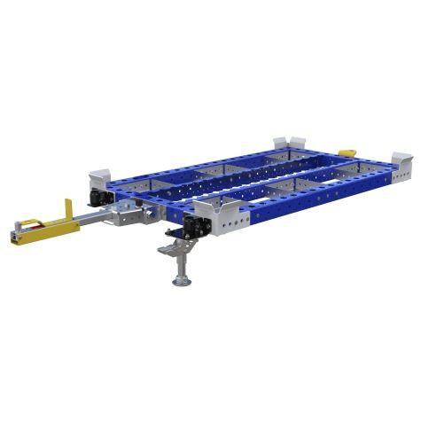 Pallet Tugger Cart - 1470 x 840 mm
