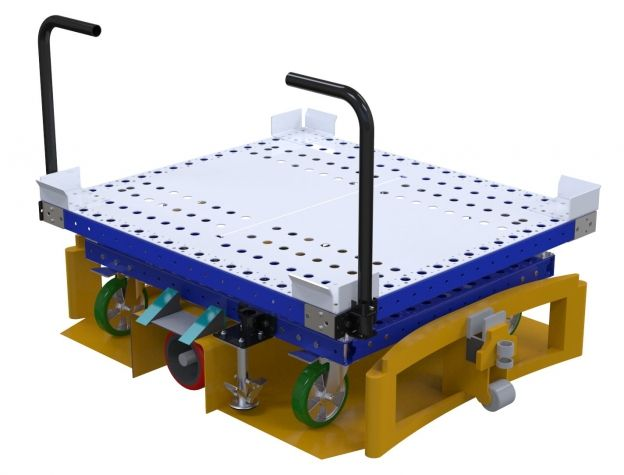 Pallet Cart for B frame - 1330 x 1190 mm