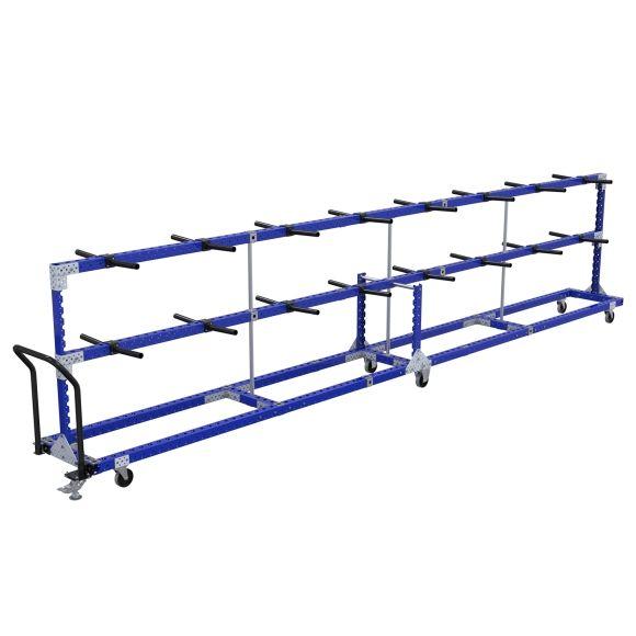 Long Hose Cart - 630 x 6160 mm