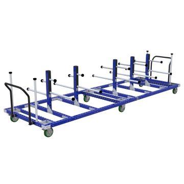 Hanging Cart - 1470 x 4760 mm