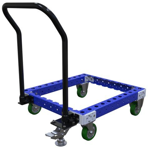 Pallet Push Cart - 770 x 700 mm