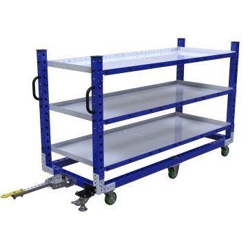 Shelf Tugger Cart – 2170 x 840 mm