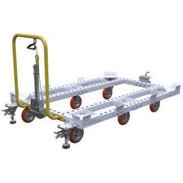 Tugger Cart - 1820 x 1260 mm