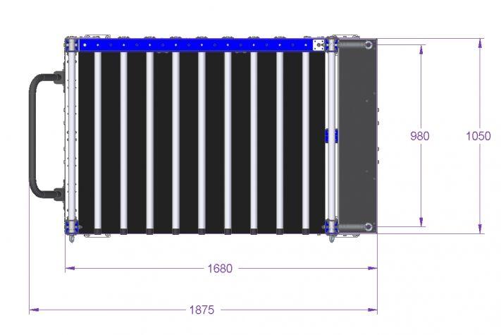 Kit Cart - 1680 x 1050 mm