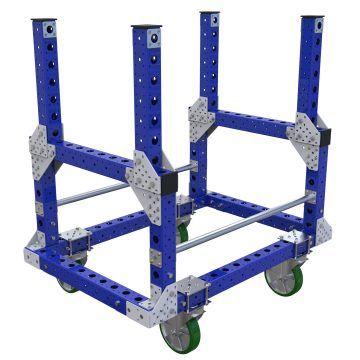 Tube Holder Cart - 1190 x 820 mm